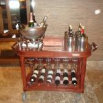 Wine cart Sen Lin GVRM