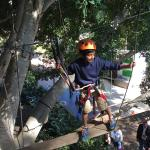 Dylan conquering fears