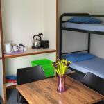 Studio 4 - Double bunk & Single bunk
