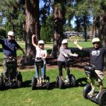 We had a great time on our first Segway tour in Bend OR! Great tour, great guides. Highly recomm