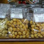Different Macadamia Nuts