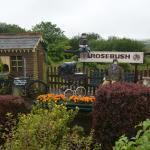 Next Door Old Rosebush Railway Station