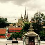 Wat Pho view from double room