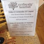 Curiously Kentish