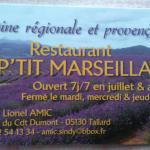Photo of Le P'tit Marseillais