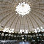 Inside the Derbyshire Dome in Buxton