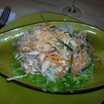 salade thaï fraîcheur