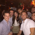 Great birthday at Barrio! Thanks barrio team ☺️