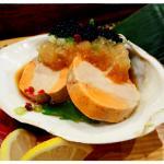 monk fish liver