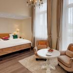 Doppelzimmer mit seitlichem Rheinblick ohne Balkon