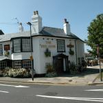 Red Lion Pub & Restaurant Entrance