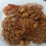 arroz a la cassola de marisc
