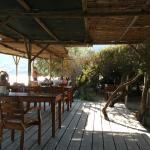 Restaurant ve oturma bölümü