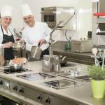Küchenchef Christian Pfanner & Patissière Ingrid Sinner