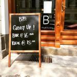 B10 Restaurant Wine & Gin Bar Foto