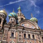 Church of Spilled Blood.
