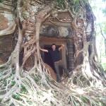 prasat bram temple in koh ker temple group