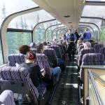 Traveling to Anchorage in Style