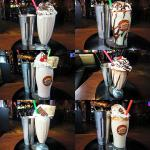 Boozey & Family Friendly Shakes