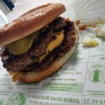 Best burger in Michigan!