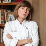 Ольга Ладзина - шеф-повар ресторана Чемодан