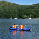 Kayak at Lakeside