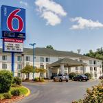 Foto van Motel 6 Columbia - East