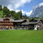 Aussenansicht Hotel Caprice Grindelwald