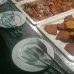 Comida de la cena