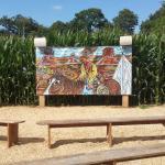 Maize Maze near Bayeux