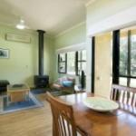 Kookaburra Cottage interior