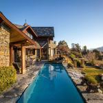 The Lodge lap pool