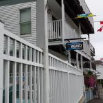 The Atlantic Motel at Hampton Beach Nh.  We had a great time and the staff is very friendly. We