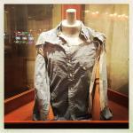 Clyde Barrow's shirt