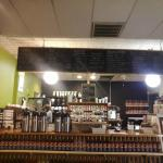 Counter Area at George House Coffee and Tea Company