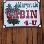 Marysvale Cabin 4-U