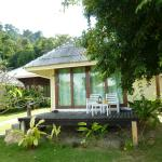 lovely seaview or garden bungalow