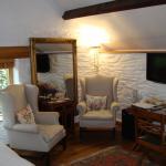 Rooms tastefully furnished