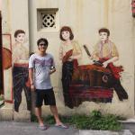 Ipoh Murals : Jalan Mesjid