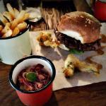 Boerewors Burger