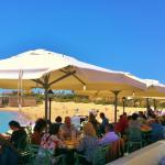 Terrazza, mar y playa