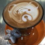 Great Latte Art by Jacob