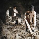 I Gruvan utforskar du livet i en järngruva från förr i tiden