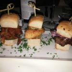 Three Different Meat Sliders