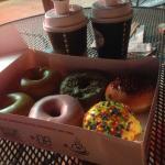 Yummy yummy Krispy Kreme