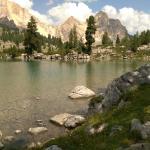 Nahe gelegener See (5 Min)