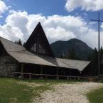 La Chiesa in legno