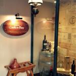 Restaurante Canela en Rama Pepe Crespo