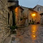 Bonito rincón de un pueblo de Huesca (Fiscal )