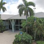 Sanibel Public Library Main Entrance